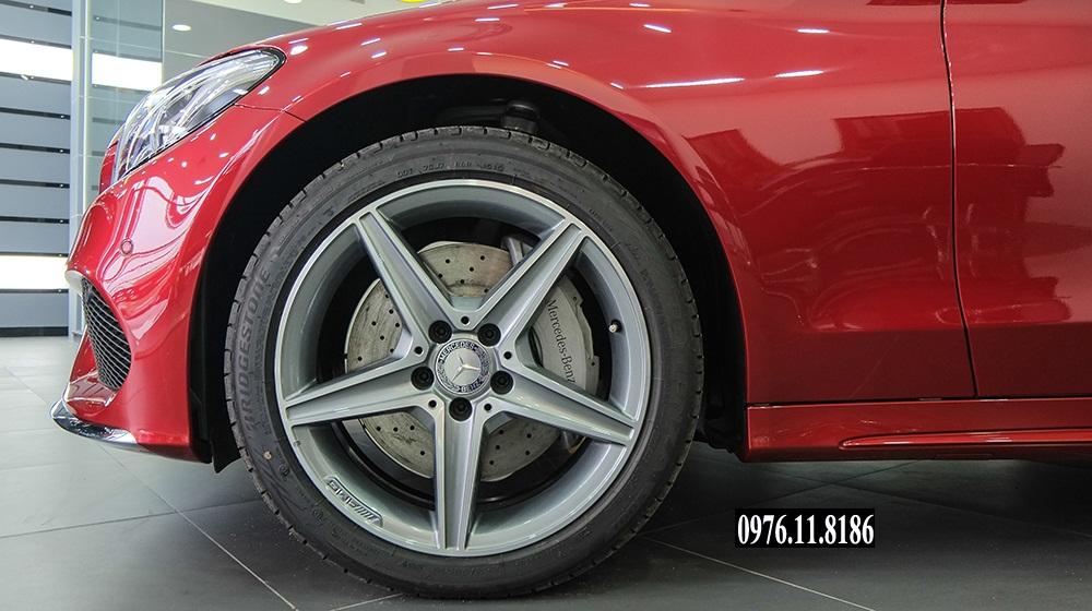 Mercedes C300 AMG 2015 (21)