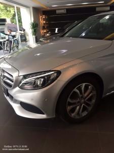 Mercedes C200 2016