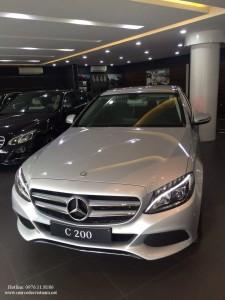 Mercedes C200 2016 (5)
