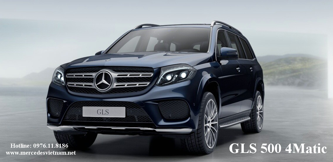 Mercedes GLS 500 4MAtic 2016 (9)