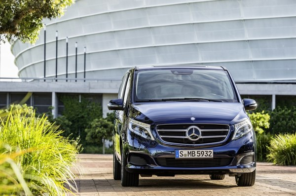 Mercedes-V-Class