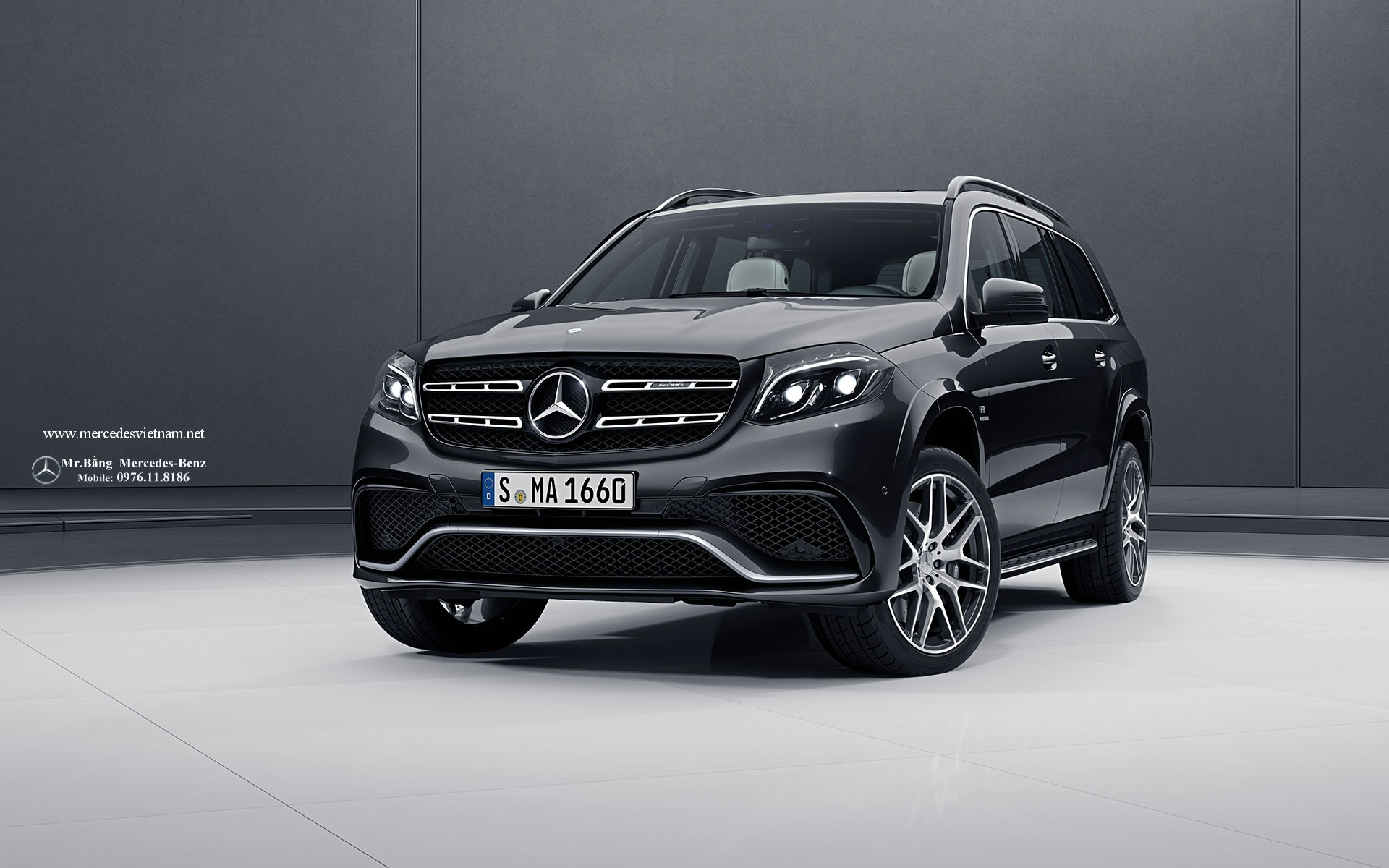 Mercedes AMG GLS 63 4Matic 2016 2017 (1)