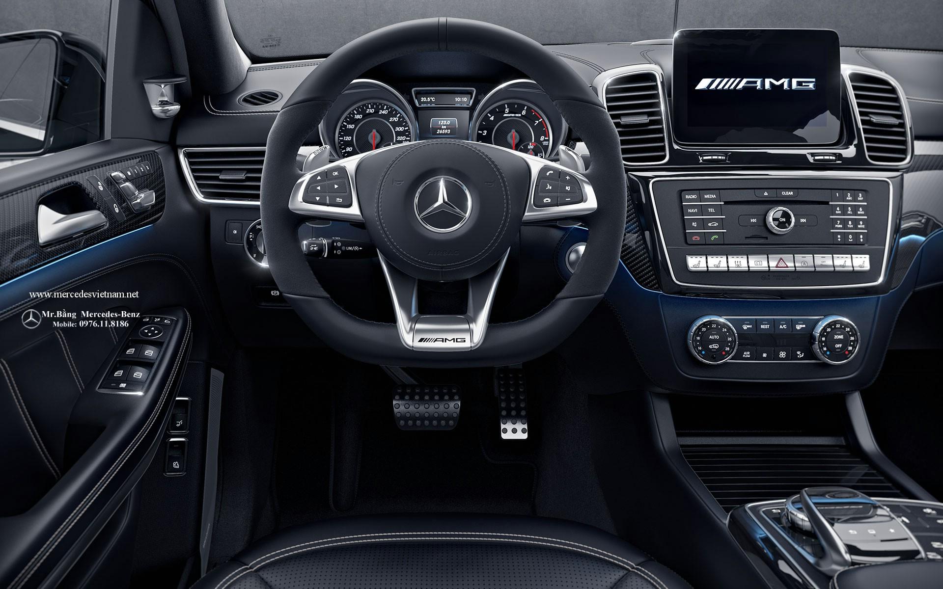 Mercedes AMG GLS 63 4Matic 2016 2017 (8)