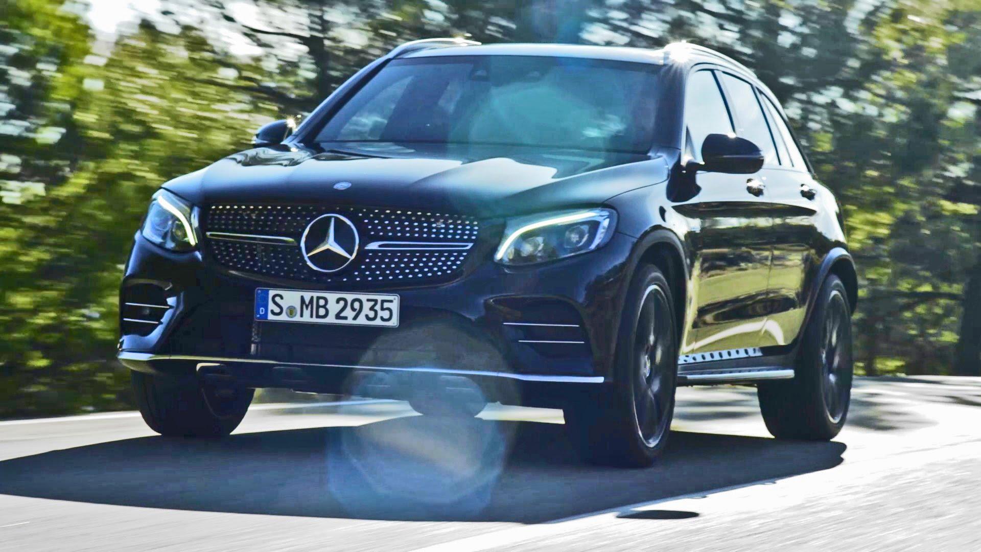 Mercedes Glc 2017 I Th C A Lexus Gx