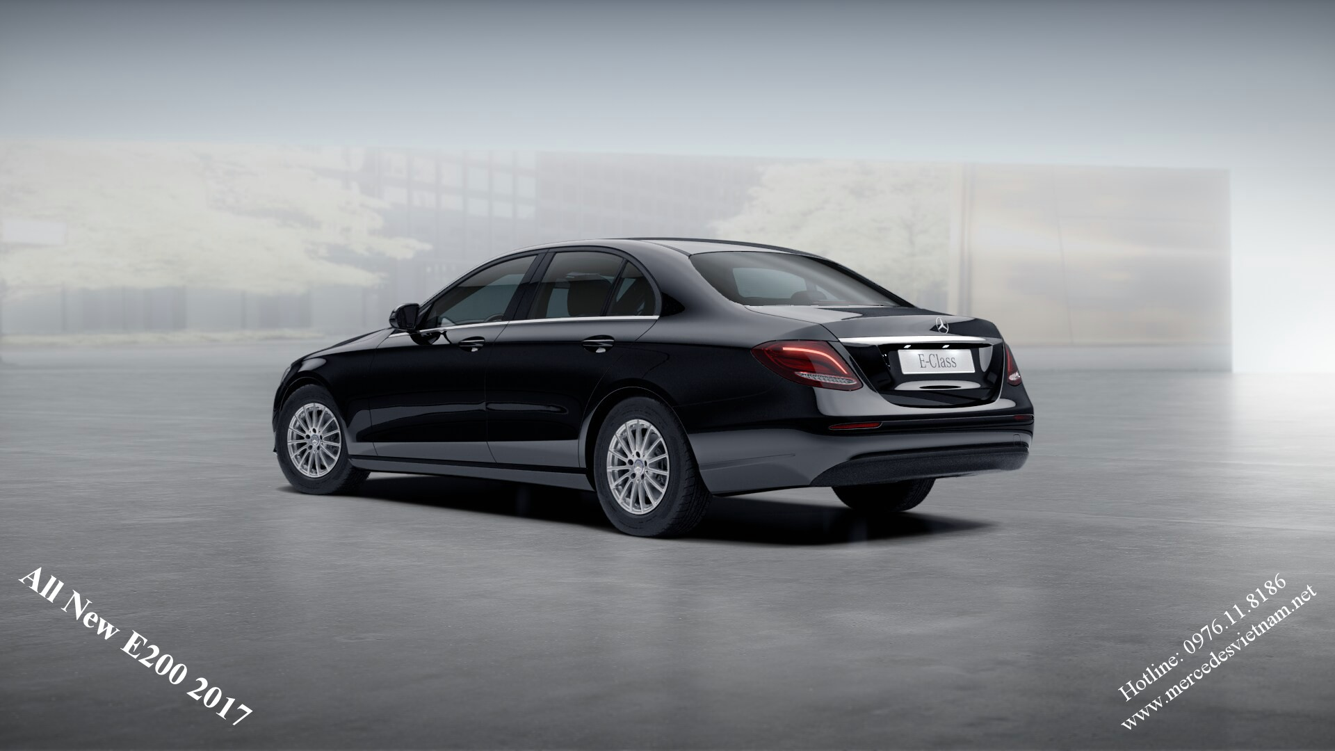 All New Mercedes E200 2017 (12)