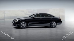 All New Mercedes E200 2017 (2)