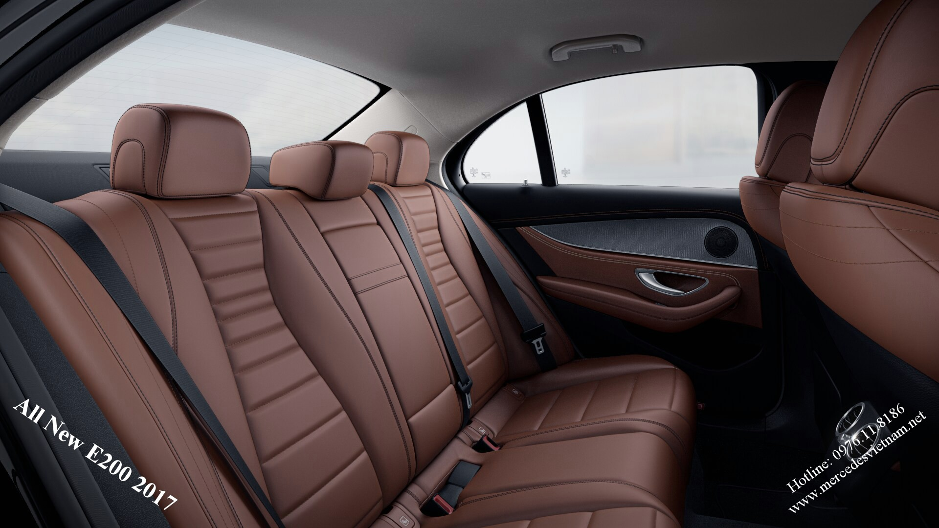 All New Mercedes E200 2017 (6)