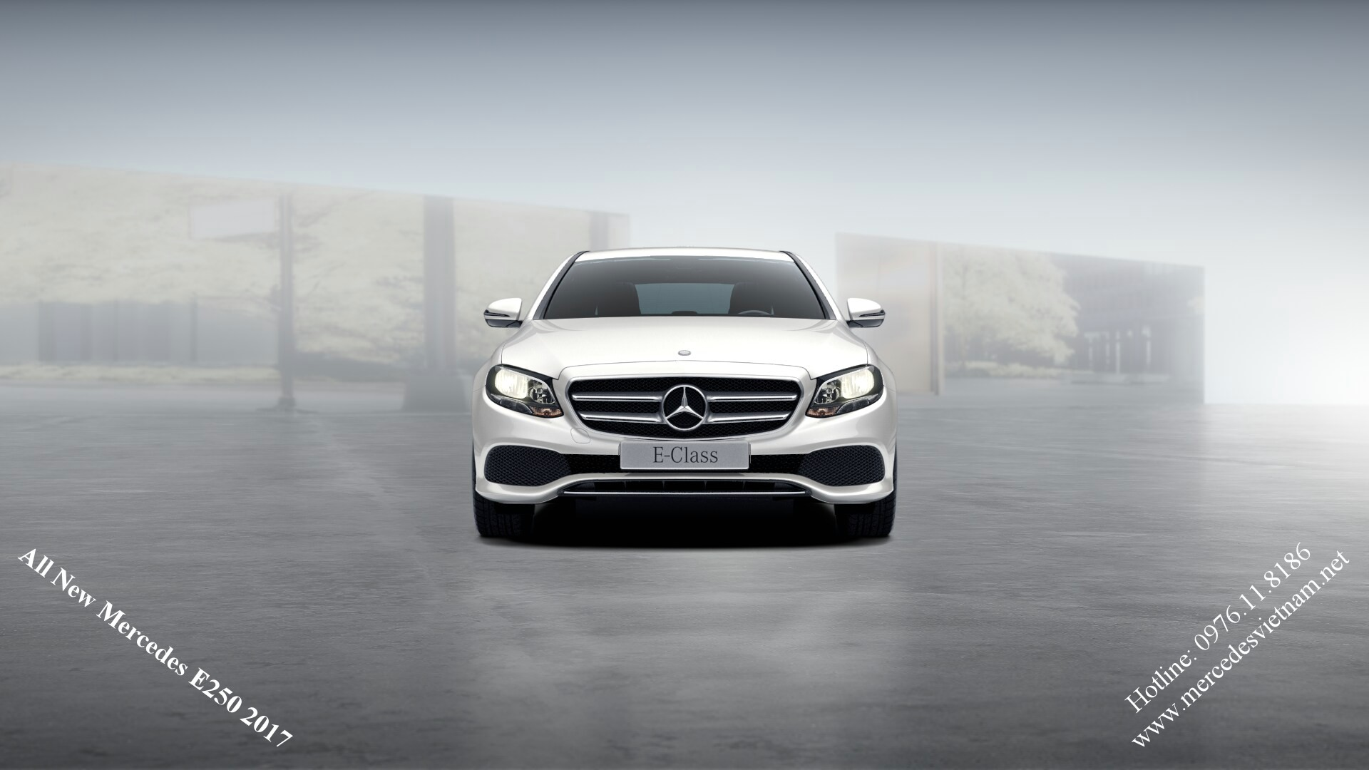 Mercedes E250 2017