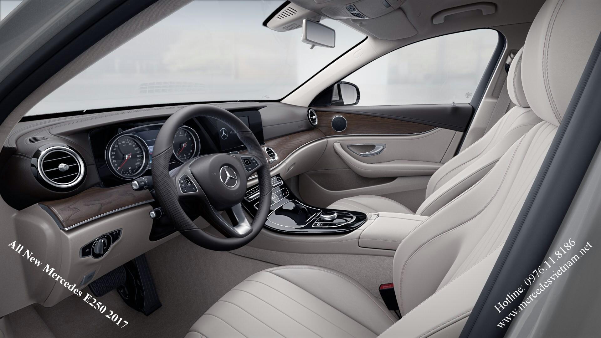 Mercedes E250 2017 (9)