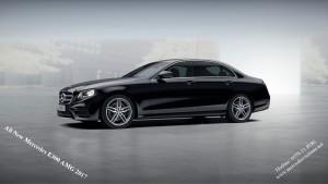 Chiêm ngưỡng vẻ đẹp thuần khiết của Mercedes E300