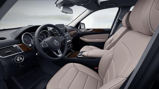 Kết quả hình ảnh cho phiên bản Mercedes GLS 400