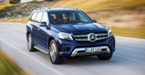 MERCEDES-BENZ GLS 400 4MATIC