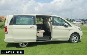 2017 All New Mercedes V250 may xang 7 cho ngoi (14)