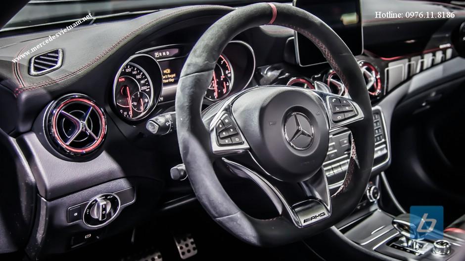 Mercedes AMG CLA45 4Matic