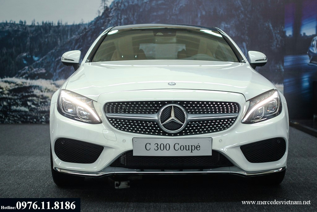 Mercedes C300 Coupe 2018