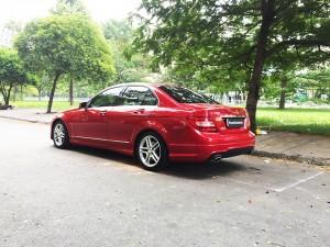 Mercedes-benz-c300-amg-2011-màu-đỏ-xe-qua-sử-dụng-proven-exclusivity-960x720-004