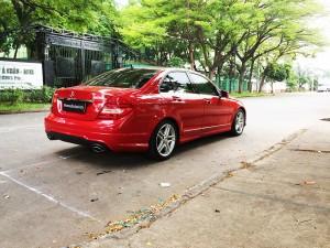 Mercedes-benz-c300-amg-2011-màu-đỏ-xe-qua-sử-dụng-proven-exclusivity-960x720-006