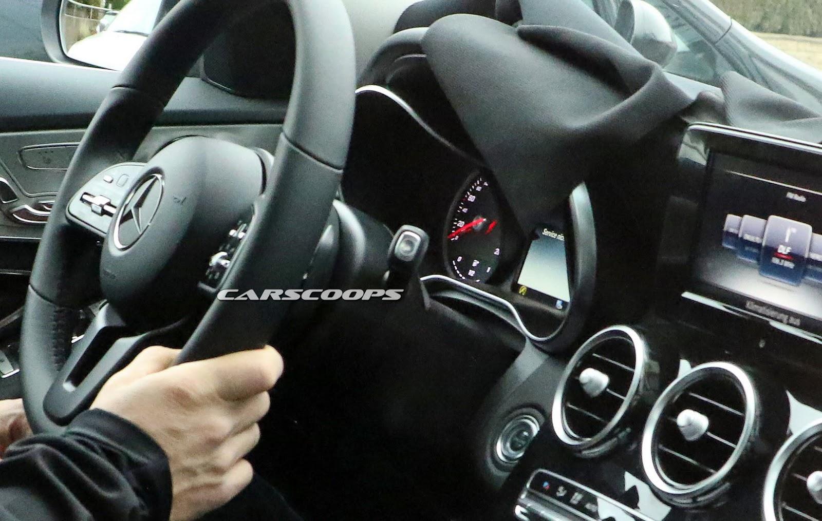 Mercedes C200, C250, C300 2018 moi (1)