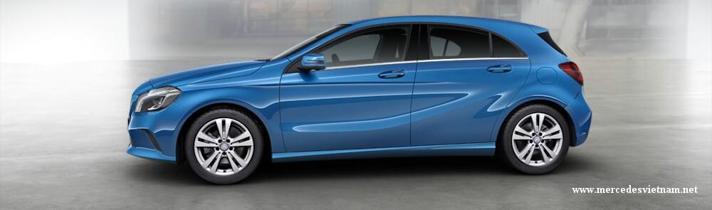 Mercedes A200 va Mercedes A250 2018 (1)
