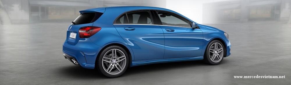 Mercedes A200 va Mercedes A250 2018 (8)