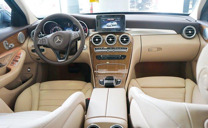 Mercedes C250 2018