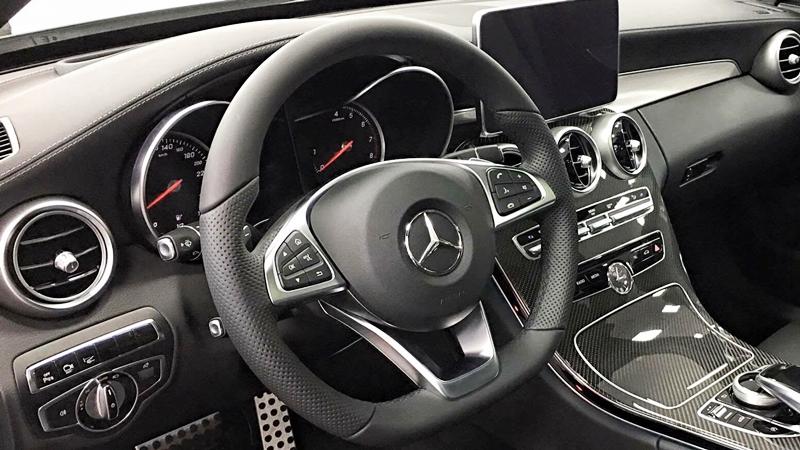 Mercedes-C300-2017