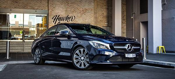 2018 Mercedes-Benz CLA200 Sedan Update