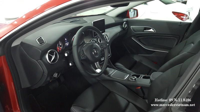 Mercedes CLA 200 2018 mercedes vietnam net (4)