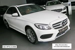 Mercedes C300 AMG 2018