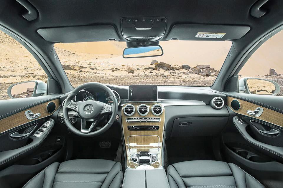 Mercedes GLC 250 4Matic 2018 – Thiết kế mới , công nghệ mới