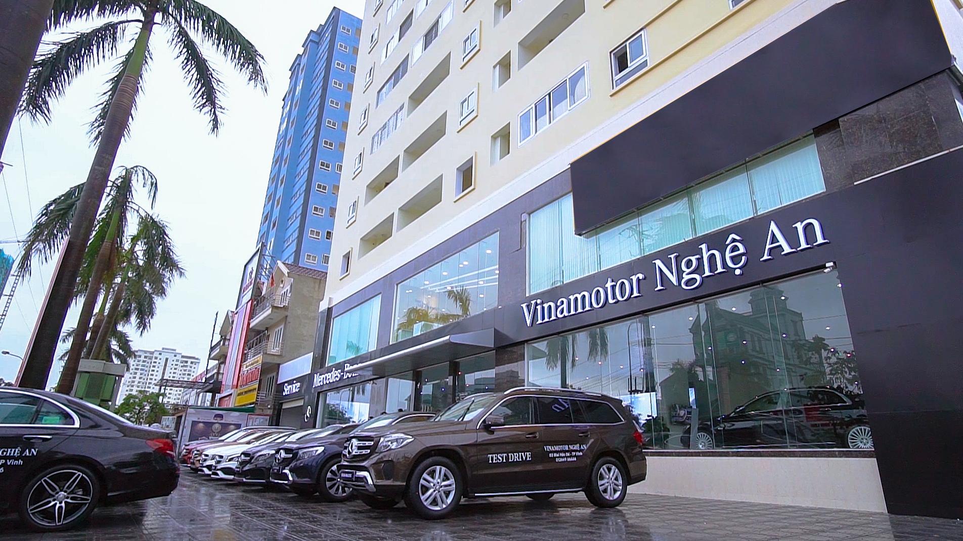 Mercedes Vinamotor TP Vinh Nghệ An mercedesvietnam-net (4)