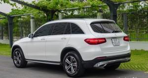 Những ưu điểm vượt trội của mẫu xe Mercedes GLC 250 hạng sang