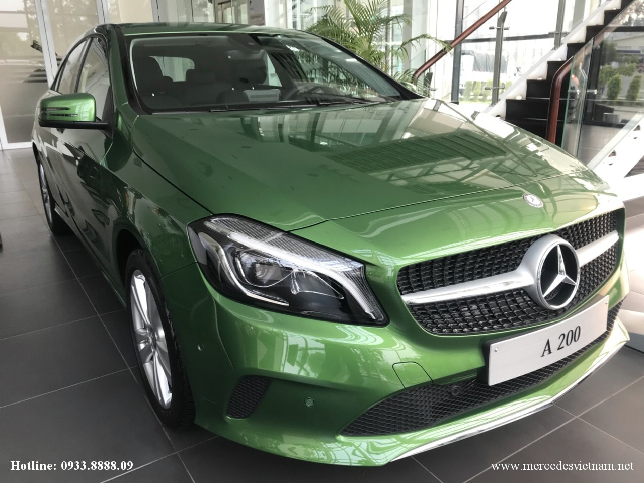 Mercedes A200 2018 2019 moi (3)-min