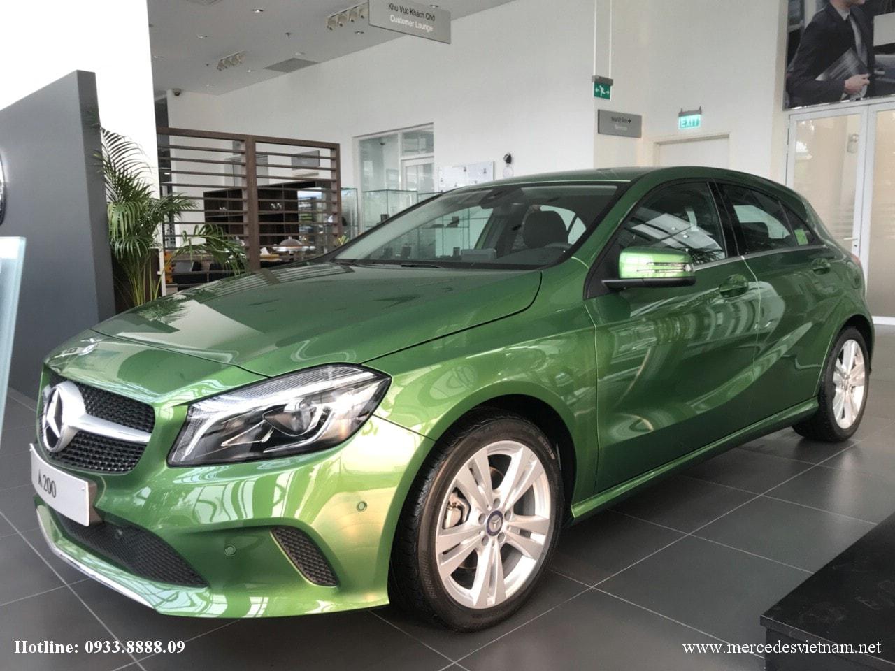 Mercedes A200 2018 2019 moi (5)-min