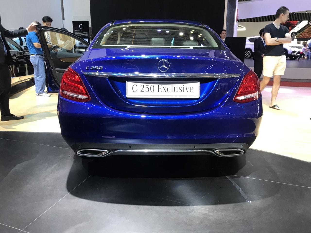 Mercedes C250 2018 2019 moi nhat (8)