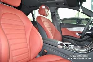 Mercedes C300 AMG thế hệ mới - Tuyệt tác siêu xe tầm trung