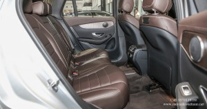 Trình làng phiên bản Mercedes GLC 200 tại thị trường nước ta