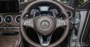 Mẫu xe hạng sang kích thước cỡ nhỏ Mercedes GLC 200