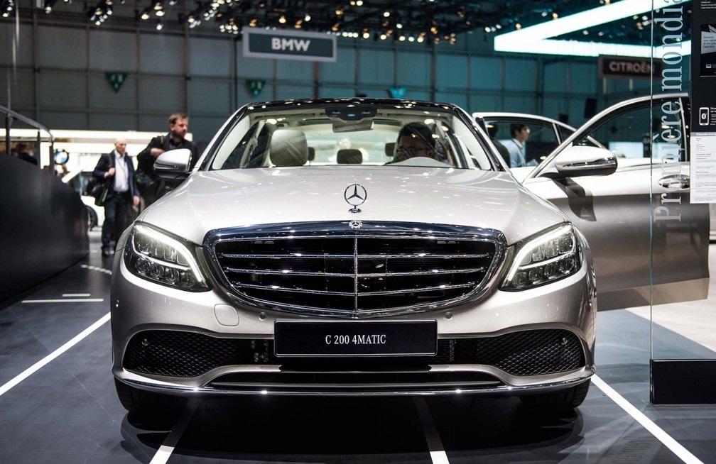 Mercedes C200 2019 – sự lựa chọn của nhiều doanh nhân