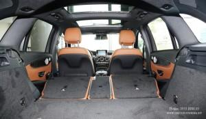 Mercedes GLC 300 AMG 4Matic lại là một chiếc SUV khá ấn tượng