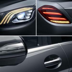 Mercedes S450 - Ấn tượng , quý phái và lịch lãm