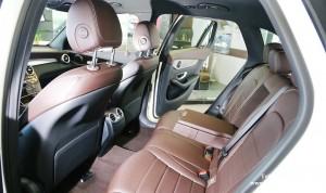 Mercedes GLC 200 thế hệ mới có dáng xe đậm chất thể thao