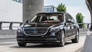 Mẫu xe an toàn bậc nhất mang tên gọi Mercedes S450