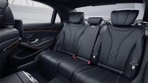 Mercedes S450 hoàn toàn mới với nhiều tính năng vượt trội