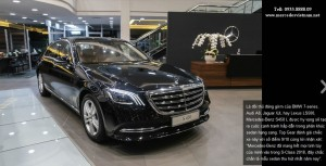 Mercedes S450 va Mercedes S450 Luxury 2018 2019 (10)