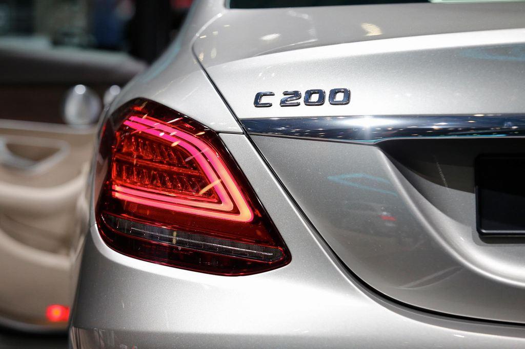 Mercedes C200 2019 (1)