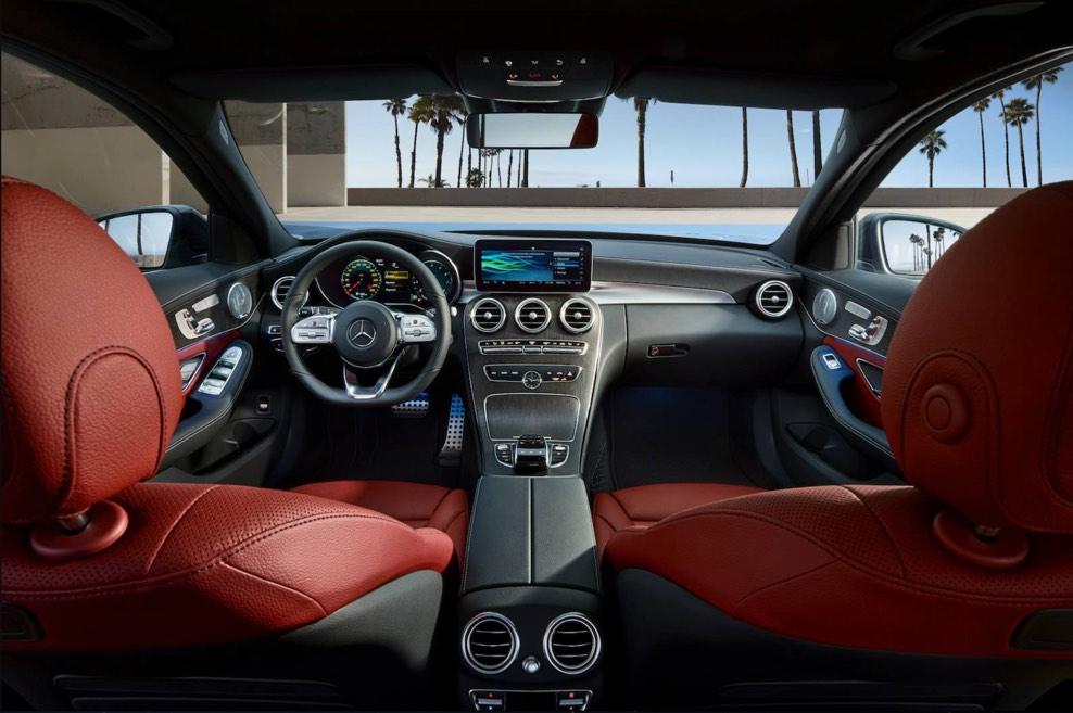 Mercedes C200 2019 (4)