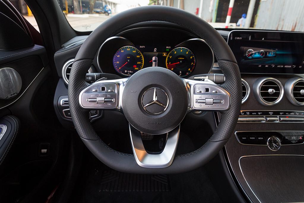 Mercedes-CClass-Facelift 2019 mercedes vietnam (11)