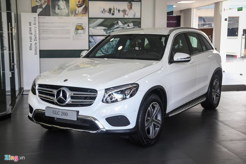 Mercedes GLC 200 2019 là chiếc xe đáng mua nhất hiện nay (1)