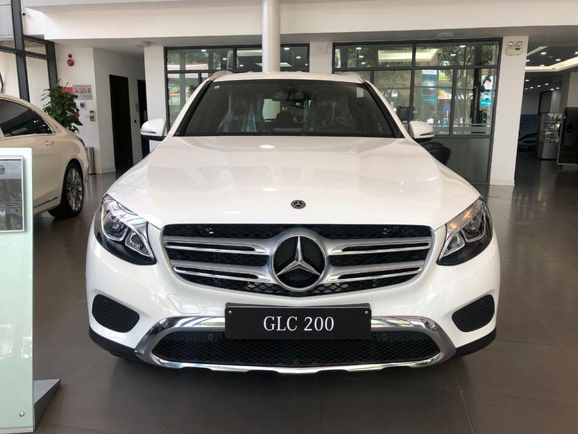Mercedes GLC 200 2019 là chiếc xe đáng mua nhất hiện nay (4)
